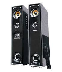 home theater tower speakers. intex it-10500 b fm \u0026 usb tower speaker home theater speakers r