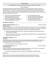 Sample Resume For Career Change Adorable Career Life Situation Resume Templates Resume Companion