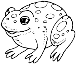 Small Picture Cute Frog coloring page Free Printable Coloring Pages