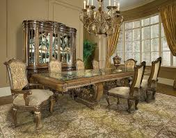 Italian Dining Table Set Benettis Italia