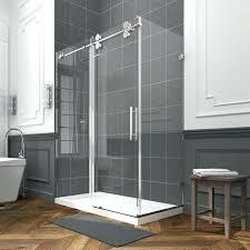 stunning frameless shower door bottom seal shower door sweep medium size of shower doors door sweep