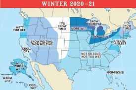 winter weather forecast 2021 by the old