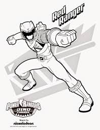 Amazing Idea Power Rangers Dino Charge Coloring Pages Fresh Rang