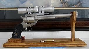 Handgun Display Stand Gun Racks and Gun Stands from Fort Sandflat 93