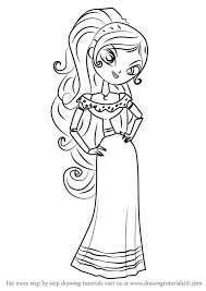 learn how to draw maria posada from the book of life the book of life step by step drawing tutorials