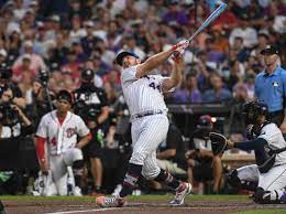 win Home Run Derby at Coors Field ...