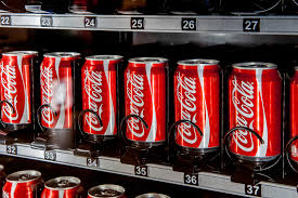 Personal 12 Can Soda Vending Machine Mesmerizing Coke Goes All In On Social Omnichannel PYMNTS
