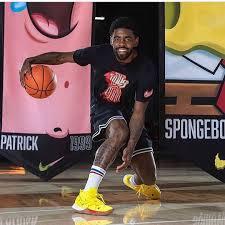 A new legacy est un film américain réalisé par malcolm d. Kyrie 5 Spongebob Squarepants Kyrie Basketball Girls Nike Kyrie