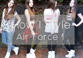 how i style nike air force 1 jen loon air force 1 style