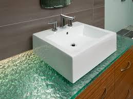 bathroom counter tops. Glass Bathroom Countertop Counter Tops