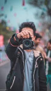 Photographer Camera Self Photography 4K ...