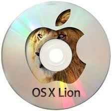 mac os x lion disc