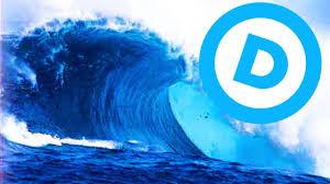 Image result for blue wave 2018
