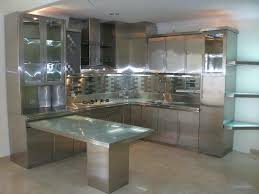 glass shelves for kitchen cabinets corner cabinet integrated sleek window shelf cupboard
