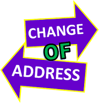 2. Formal Letter Example Regarding: Change in Address