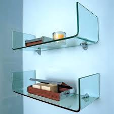 glass shelves floating ikea