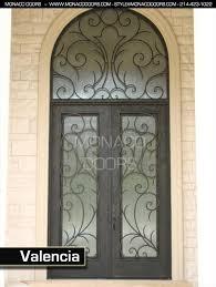 front doors dallasMetal Doors  Monaco Doors  Dallas Iron Doors  Fort Worth
