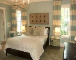 light blue bedroom curtains for new ideas espresso furniture light blue walls striped curtains white