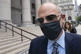 Michael Avenatti embezzlement case ...