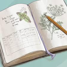 garden journal. Exellent Garden Garden Journal Inside