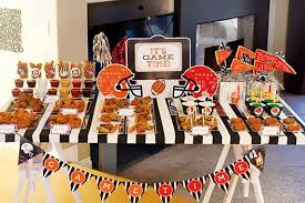 Super Bowl Party Decorating Ideas 60 Creative Super Bowl Party Ideas Freshome 16