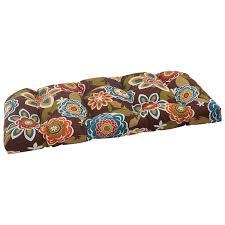 Amazon Pillow Perfect Indoor Outdoor Annie Wicker Loveseat
