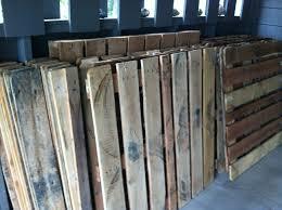 Floors Made From Pallets Pallet Wood Floor Album On Imgur