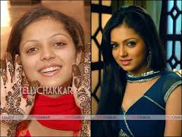 1 indian drama actress without makeup she is a stani