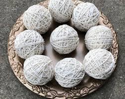 Decorative Balls For Bowls Australia Vase filler balls Etsy 65