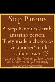 Picture Quotes About Step Parents To Step Kids Inspiring