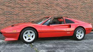 Ferrari 308 gtsi vs ford mustang gt. 1985 Ferrari 308 Gtsi S117 1 Chicago 2016