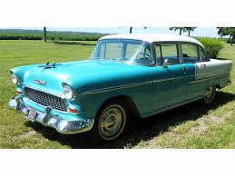 1955 Chevrolet Bel Air for Sale on ClassicCars.com