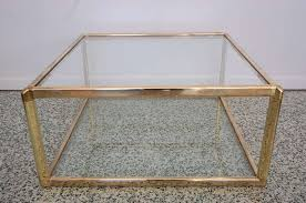 ... Excellent Gold And Glass Coffee Tables Also Create Home Interior Design  With Gold And Glass Coffee ...