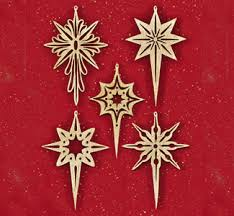 Christmas Ornament Patterns Enchanting Scroll Saw Holiday Shining Star Scroll Saw Ornaments Pattern