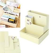 diy decorated storage boxes. 1Pcs Cute Coffee Cake Pattern Stationery Makeup Cosmetic Desk Organizer Folding Storage Box Decor DIY Paper Box-in Boxes \u0026 Bins From Diy Decorated