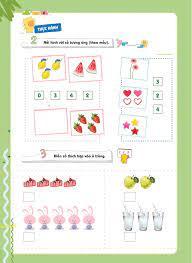 Sách Pomath - Toán Tư Duy Cho Trẻ Em 4-6 Tuổi - Tập 3 - FAHASA.COM