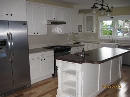 ... Kitchen Islands With Posts Painted Island Accentuate Beauty Modern  Osbor Ideas Design Inspiratio Banquette Storage Off ...