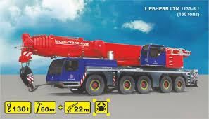 Liebherr Ltm 1130 5 1