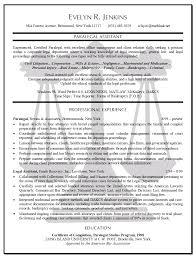 paralegal resumefree resume templates
