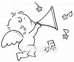 天使イラストなら小学校幼稚園向け保育園向けのかわいい無料