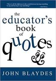 Educator Quotes Best The Educator′s Book Of Quotes 48 Economics Books