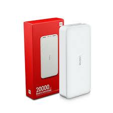 Pin sạc dự phòng Xiaomi nhỏ gọn SẠC NHANH Redmi 20000mAh - CHÍNH HÃNG - BH  6 tháng 1 đổi 1