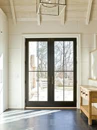 black glass front door glass entry doors steel front doors metal and glass best black entry