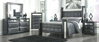 Ashley Furniture Black And White Bedroom Set Furniture King Bedroom ...