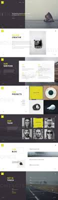 Company Portfolio Template Antica Multipurpose Business Agency Personal Portfolio PSD 21