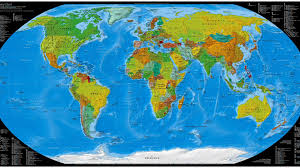 High Quality World Map World Map Wallpapers High Resolution Wallpaper Cave