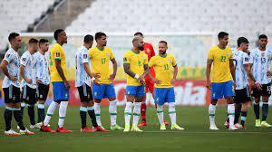 A new low? Brazil-Argentina farce ...