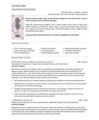 Assistant Designer Resume Fashion Design Resume Lovely List Of Books And Articles About
