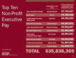 New Report California Non Profit Hospitals Save Billions