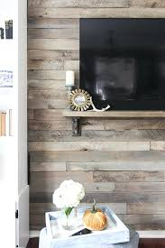 pallet accent walls wood pallet accent wall tv